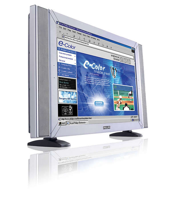 excellent and robust display solution