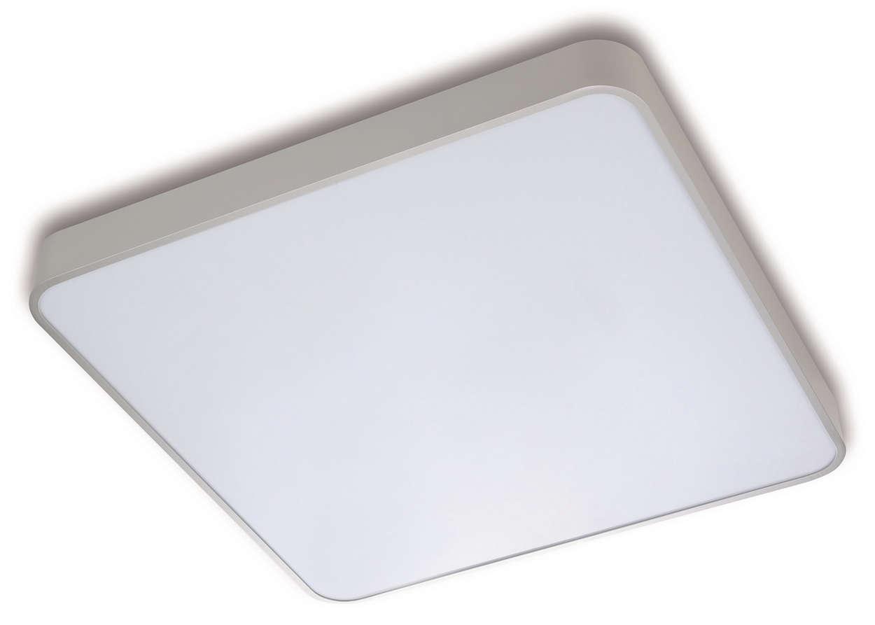 最大的亮度,最高的效能
