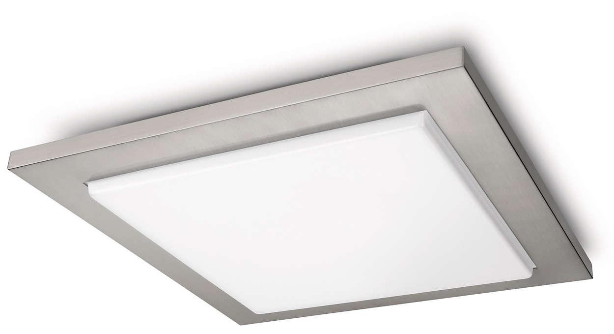 Pomaluj swój dom światłem