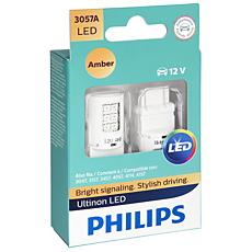 3057AULAX2 Ultinon LED Ampoule pour clignotant de voiture