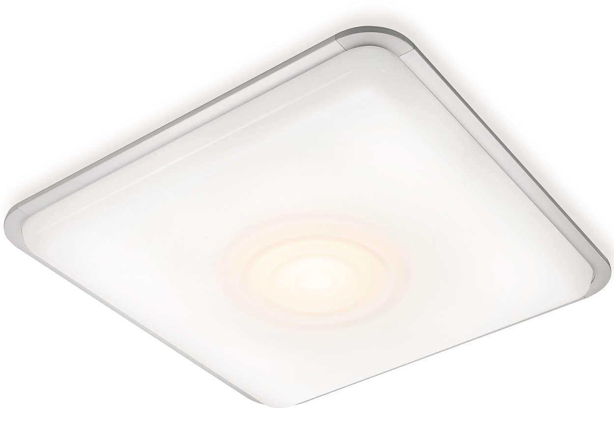 優質照明,營造舒適的家