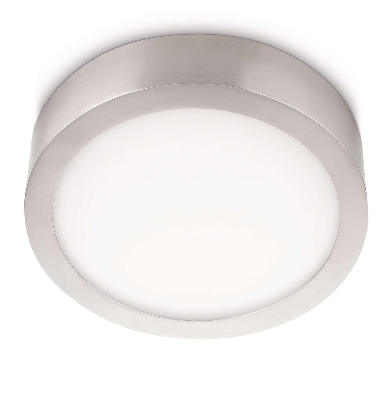 Arreda la tua casa con la luce