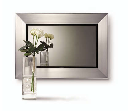 Mirror-TV-Multimedia-Display