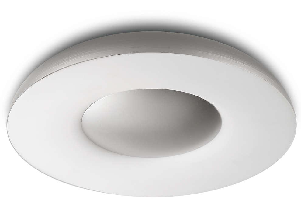 Мягкое и уютное освещение