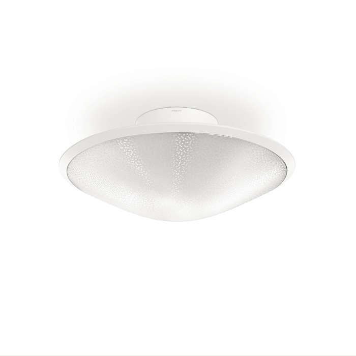 Lumină care este în acord cu momentele din viaţa ta