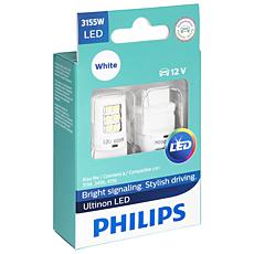 3155ULWX2 Ultinon LED Car signaling bulb