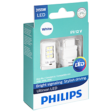 3155ULWX2 Ultinon LED Ampoule pour clignotant de voiture