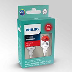 3157RULRX2 Ultinon LED Ampoule pour clignotant de voiture