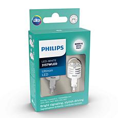 3157ULWX2 -   Ultinon LED Ampoule pour clignotant de voiture
