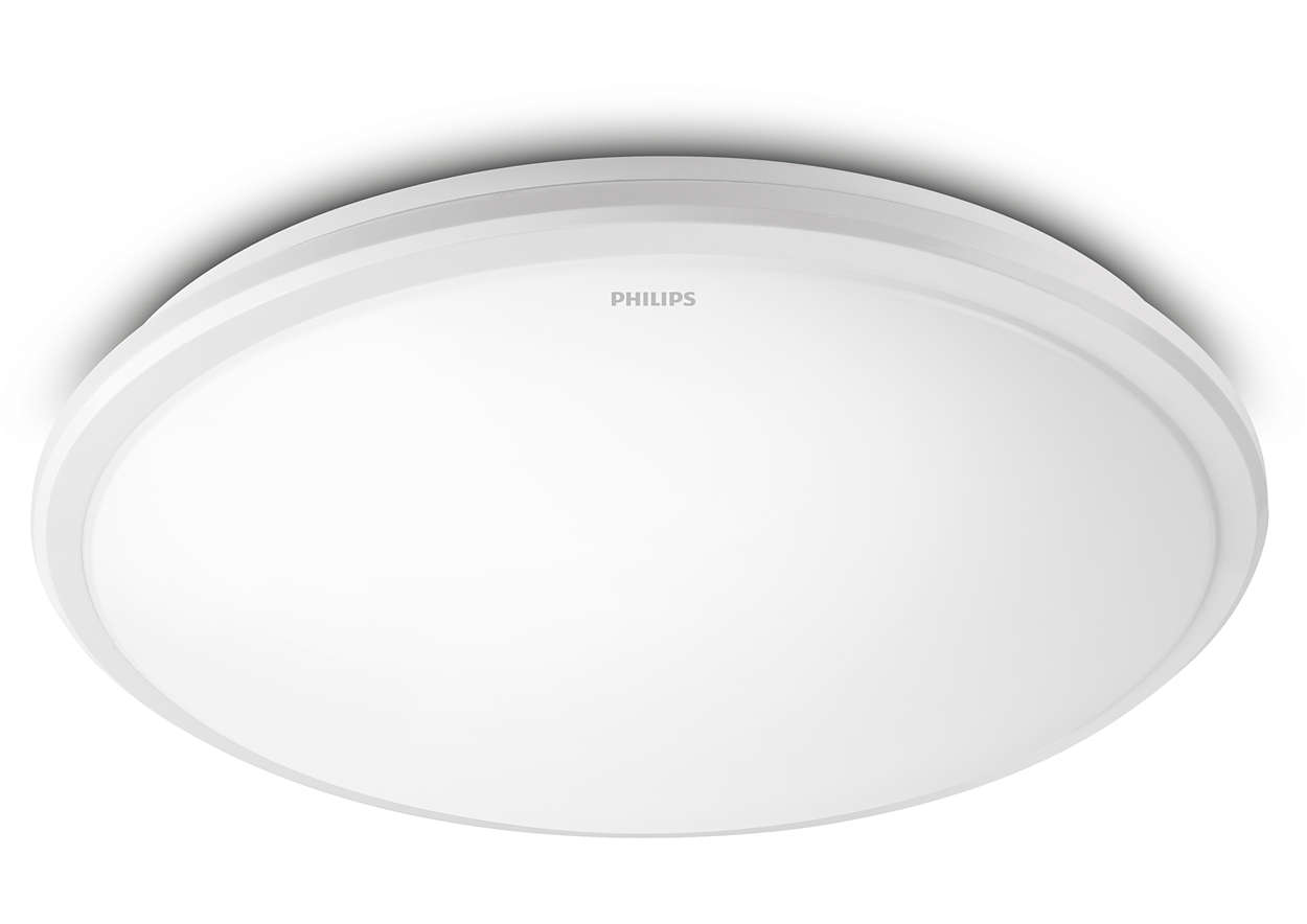 light ceiling led lorian en curved ie