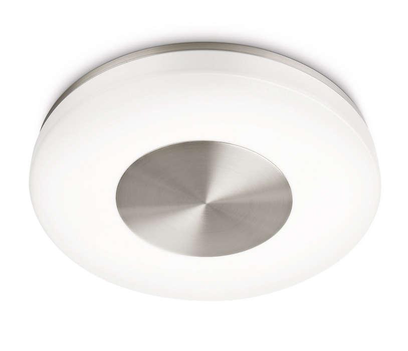 Dai una ventata di freschezza con una bellissima luce naturale