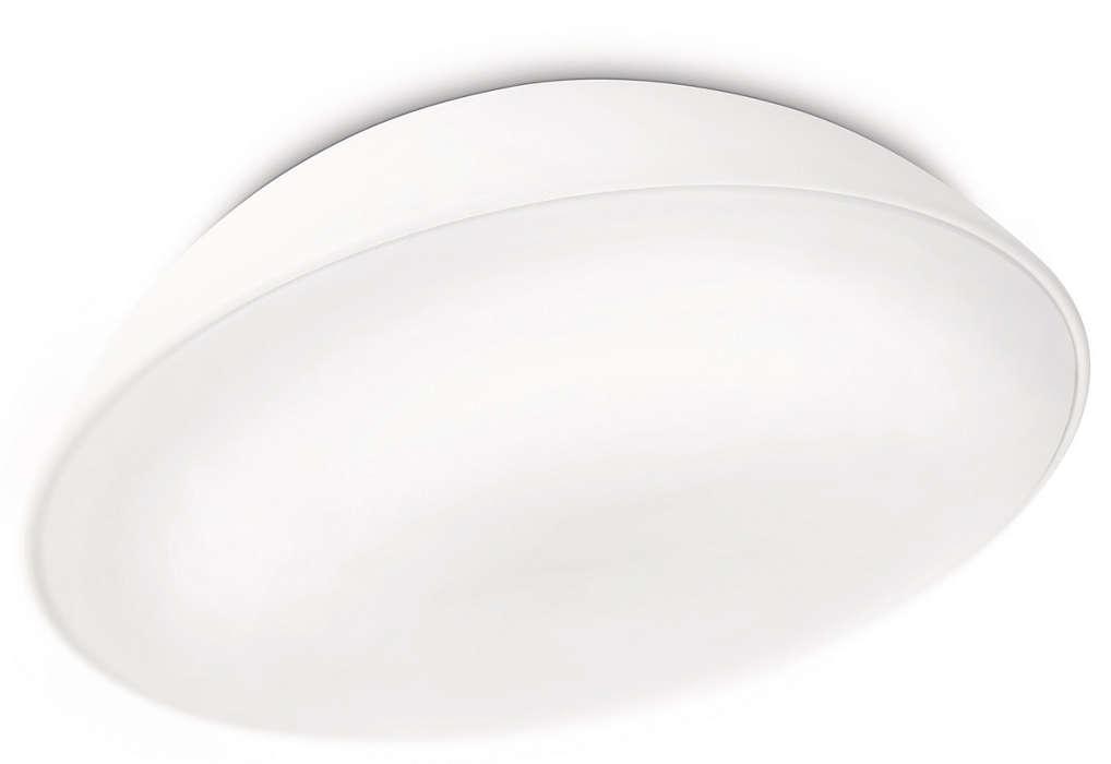 Sisusta kotisi valolla