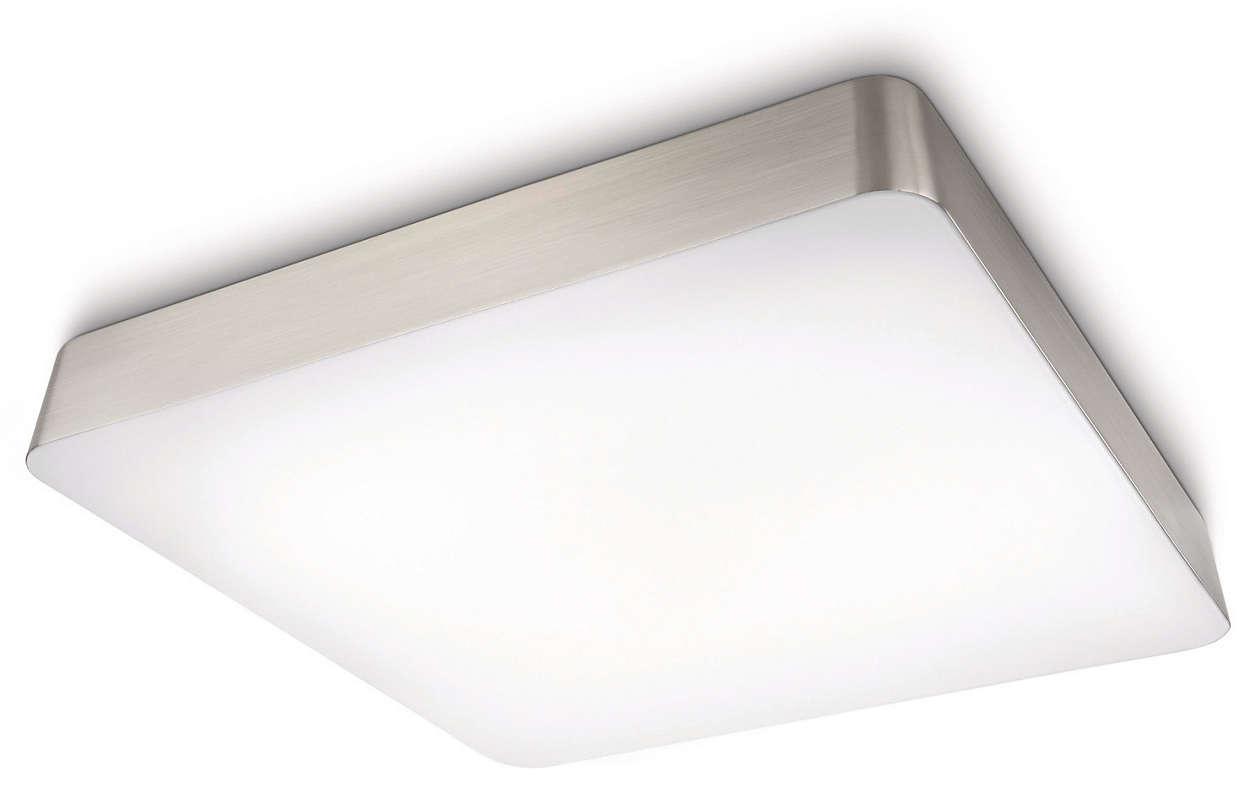Plafoniere Per Ambienti Umidi : Lampada da soffitto 322041716 philips
