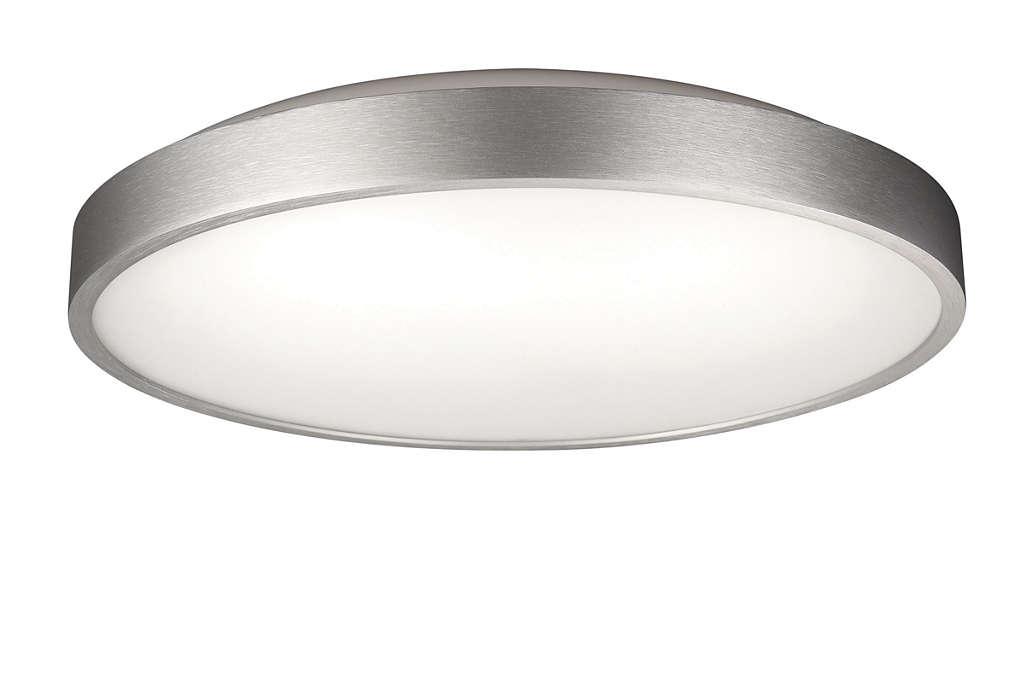 Crie luz, controle a sombra