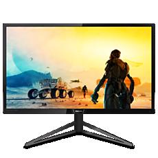 326M6VJRMB/00  4K HDR display with Ambiglow