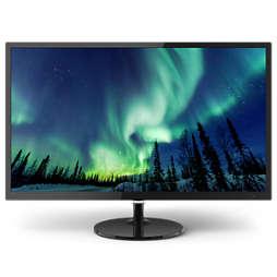 LCD-monitor polne visoke ločljivosti