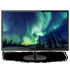 327E8QJAB/75  Full HD LCD monitor