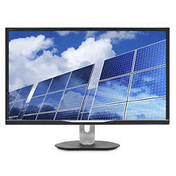 Moniteur LCD QHD