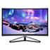 Màn hình LCD cong HD đầy đủ