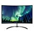 Màn hình LCD cong với Ultra Wide-Color