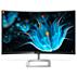 Monitor LCD curvo com Ultra Wide-Color