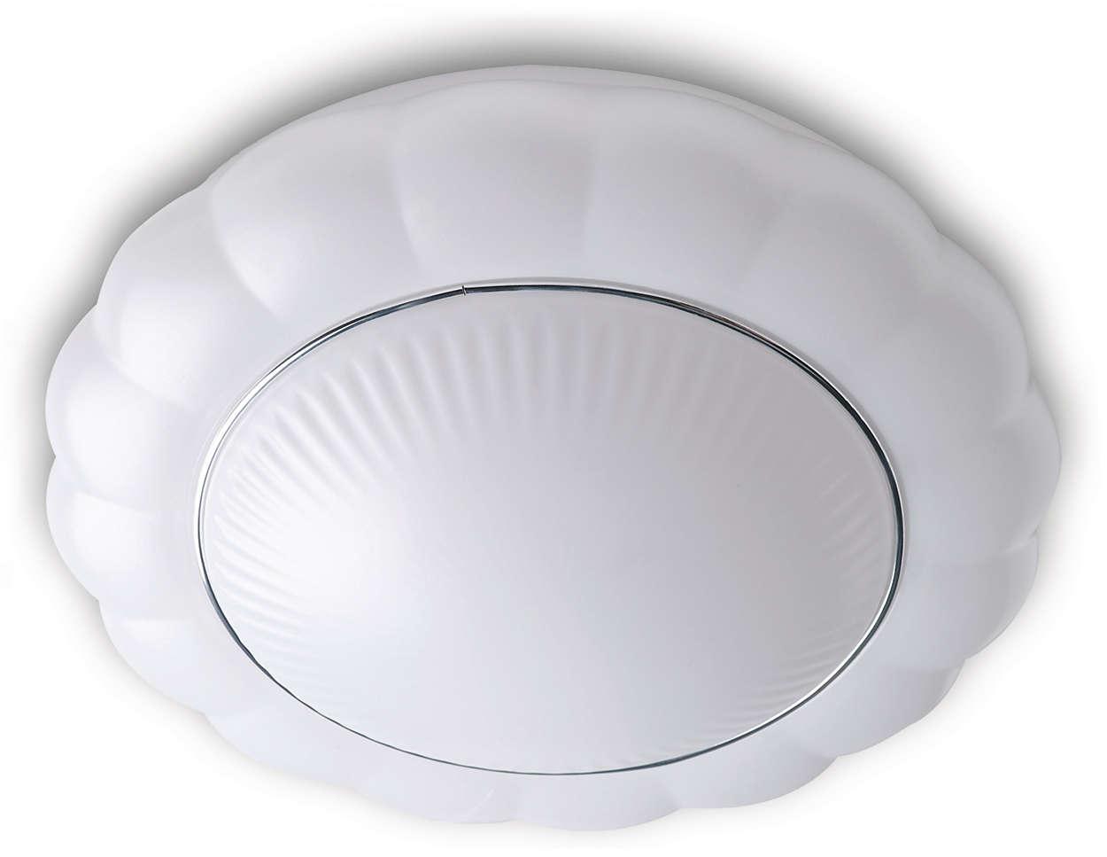 ผลิตภัณฑ์ส่องสว่างที่สว่างสดใสมากขึ้นเพื่อบ้านของคุณ