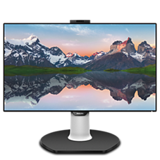 329P9H/00  LCD-Monitor mit USB-C-Dockingstation