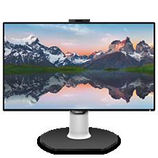 329P9H/00 -    Monitor LCD con dock USB-C