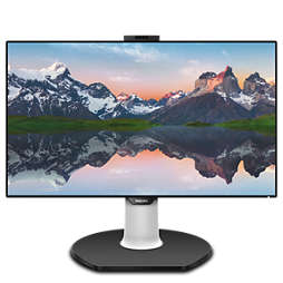 Brilliance LCD monitors ar USB-C doku