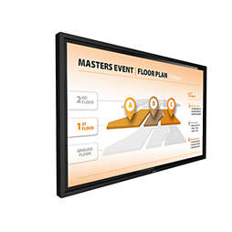 Signage Solutions Дисплей Multi-Touch