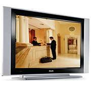 професионален плосък телевизор