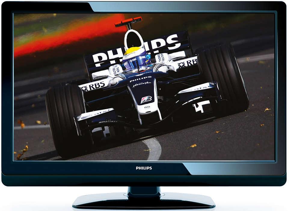 TV ที่ใช้งานง่ายและมีความสามารถรอบตัว