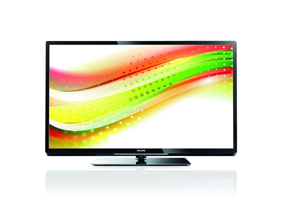 Idealan televizor za vrhunsku ili interaktivnu uporabu