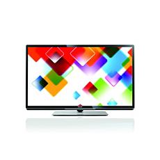 32HFL5007D/10  Profesjonalny telewizor LED