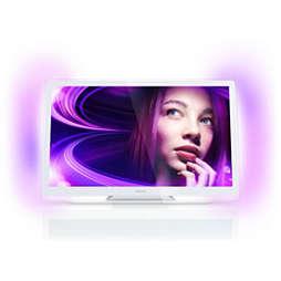 DesignLine Edge Téléviseur LED Smart TV