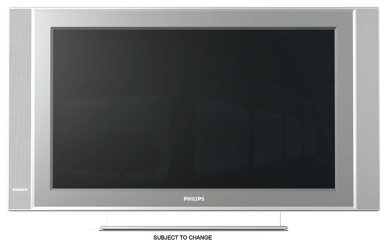 Visit the support page for your Flat TV 20PF/28