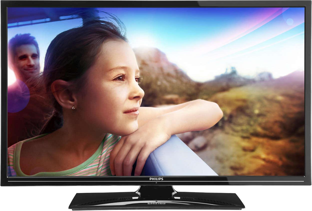 Zrelaksuj się i spędź wspaniały wieczór przed telewizorem