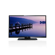 32PFL3008H/12 -    Smukły telewizor LED