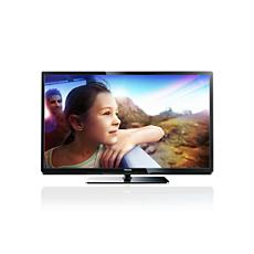 32PFL3107K/02  LED-Fernseher