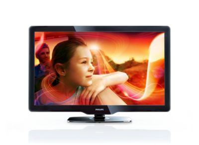 Philips Fernseher Bezeichnung : Lcd fernseher pfl h philips