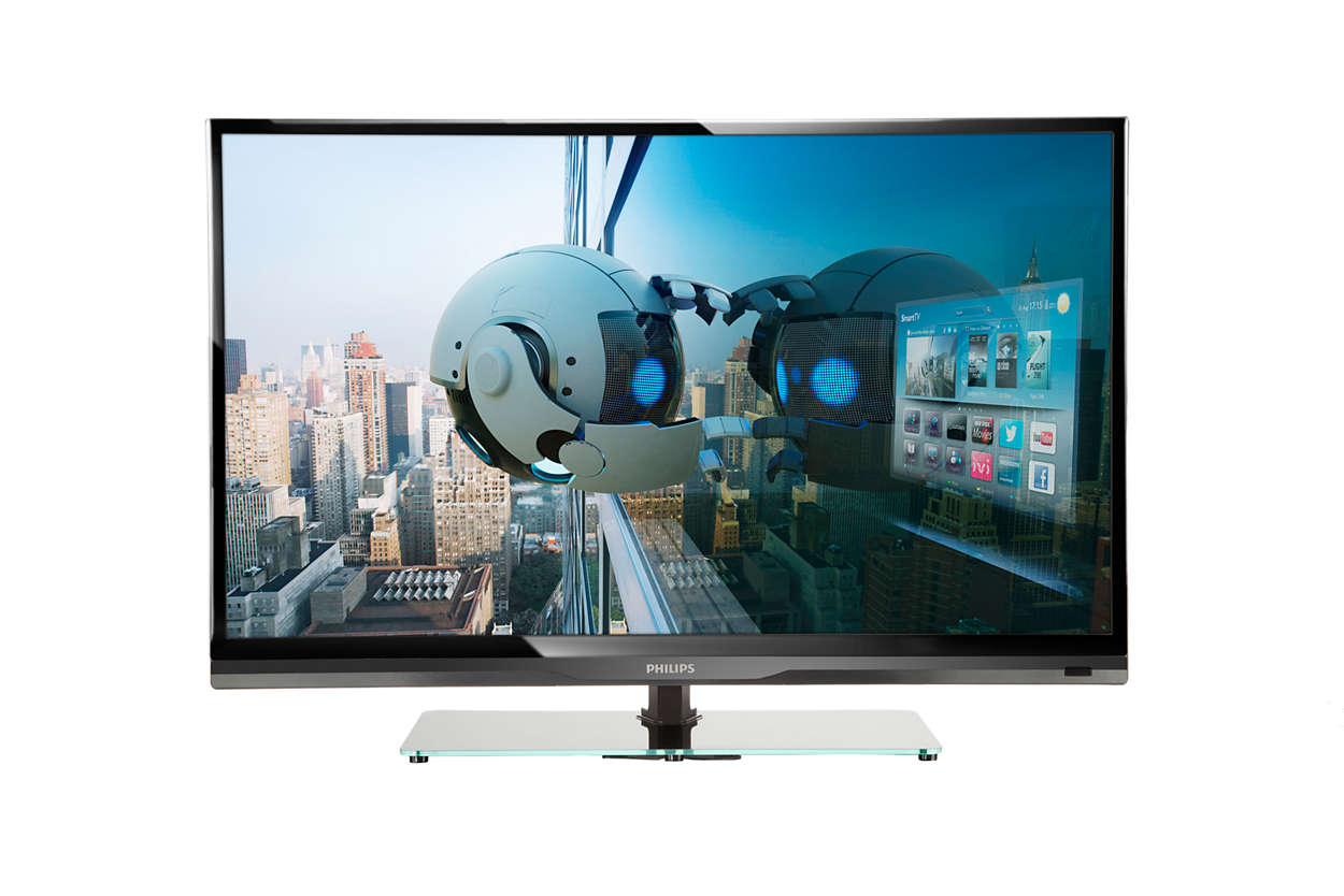 61458e6e6 Ultra Slim Smart LED TV