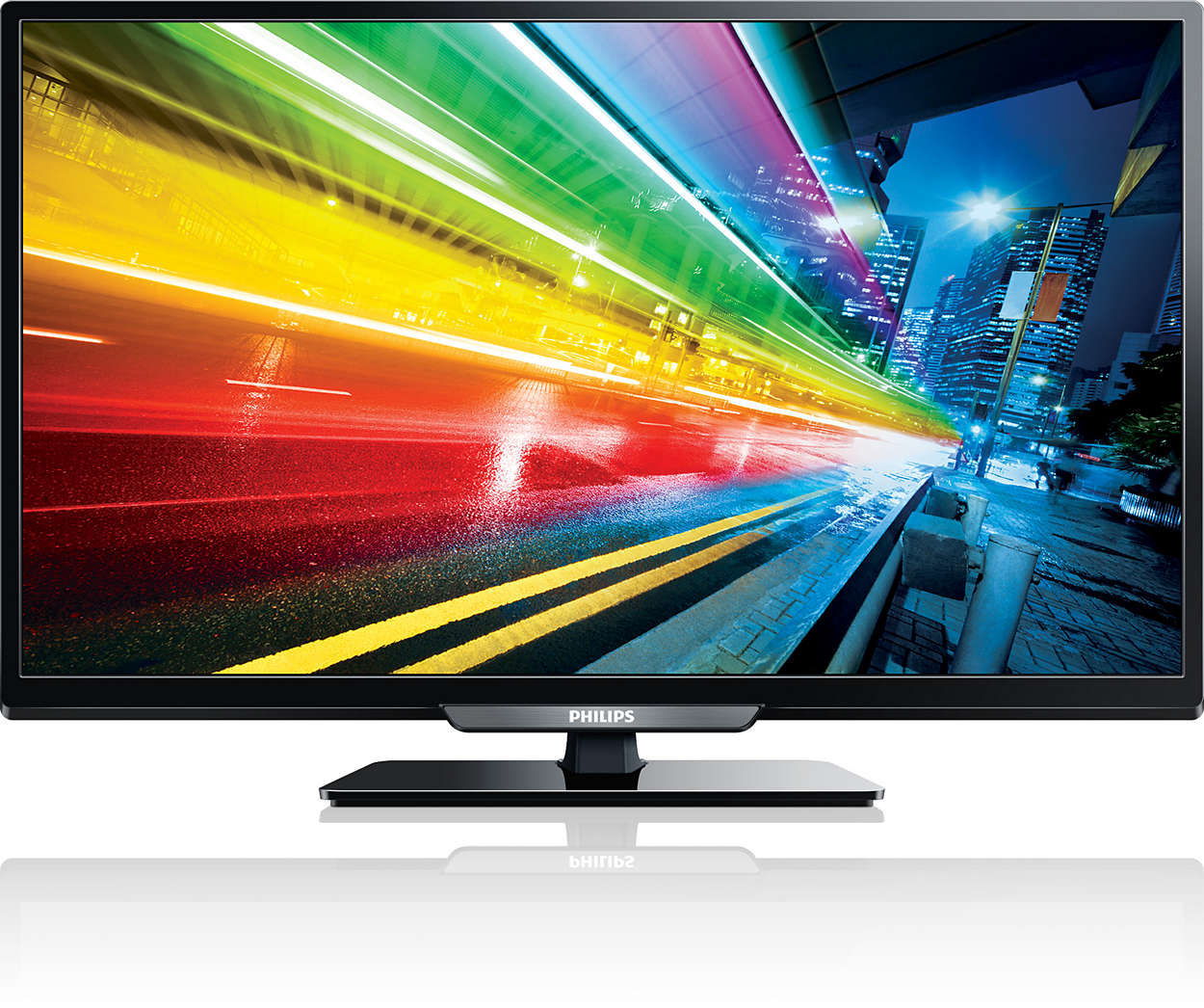 televisor led lcd serie 4000 32pfl4509 f8 philips. Black Bedroom Furniture Sets. Home Design Ideas