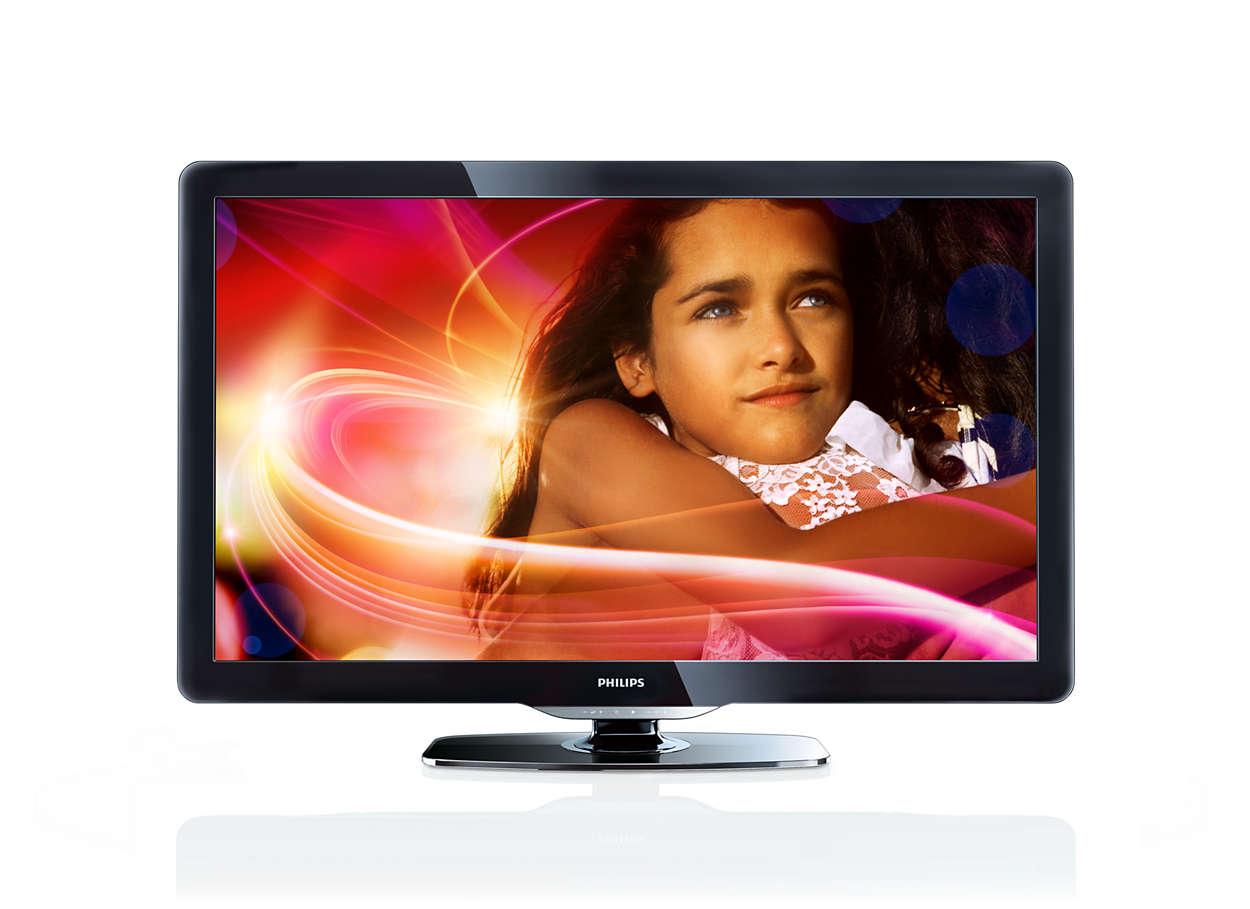 Nauti upeasta TV-illasta