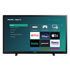 32PFL4664/F7 Roku TV Téléviseur DEL-ACL série4000