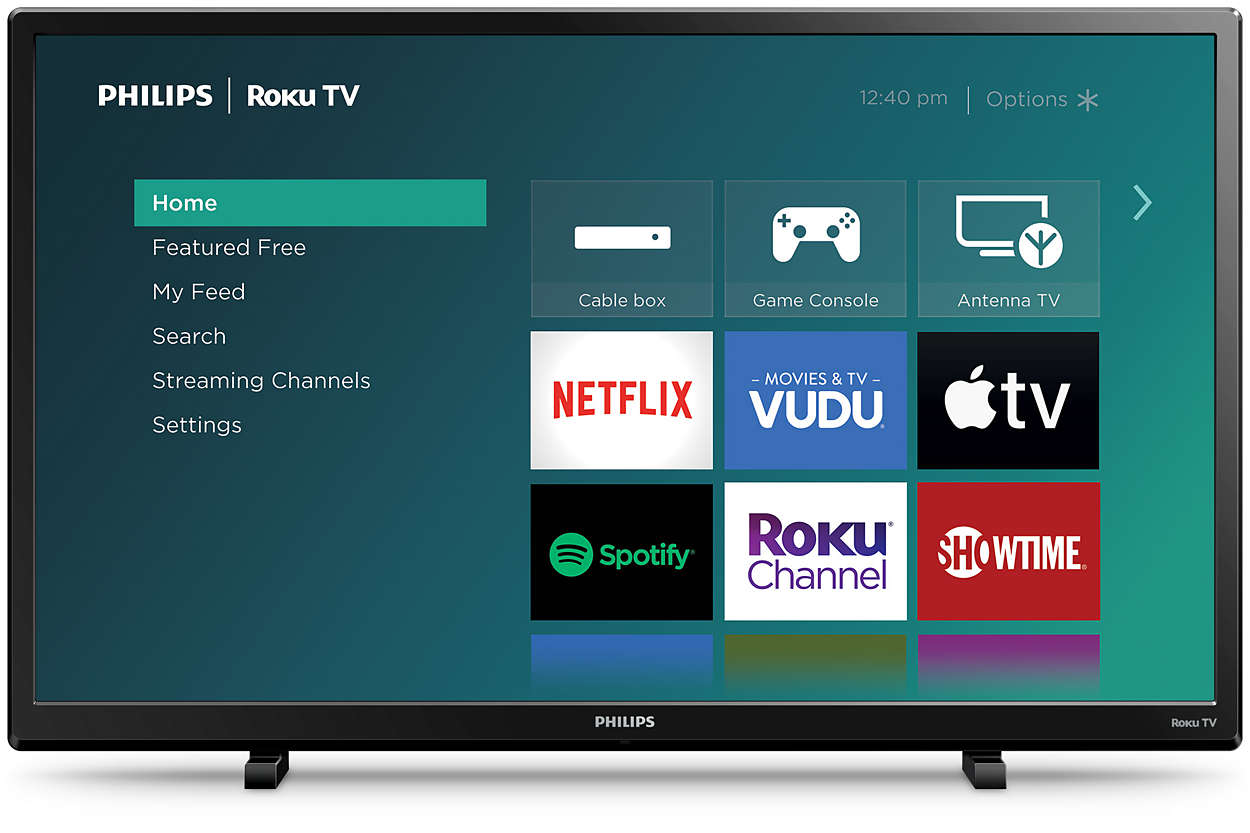More than a smart TV - a better TV.