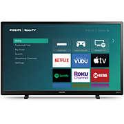 Roku TV Téléviseur DEL-ACL série4000