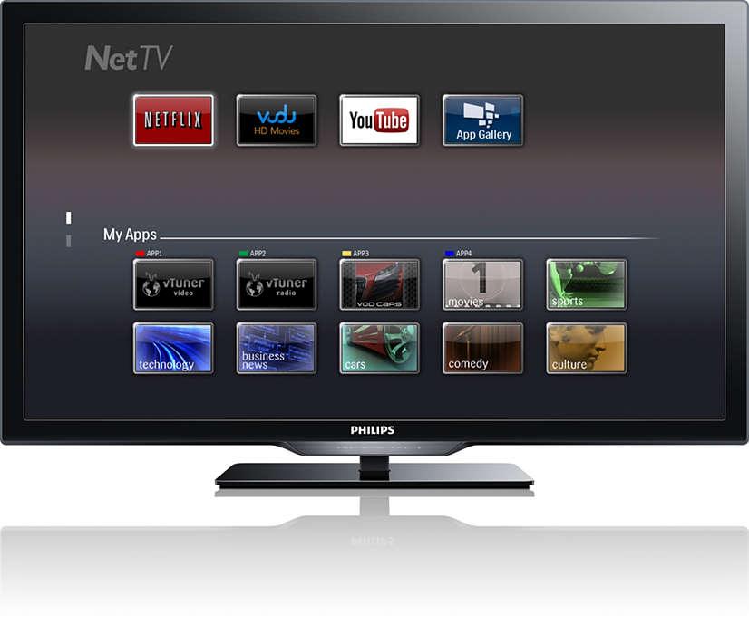 Smart TV inalámbrico