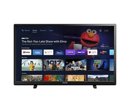 AndroidTV avec Assistant Google