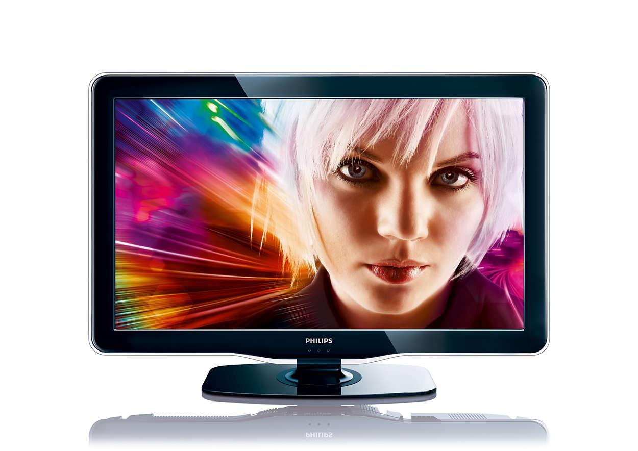 "Philips LED TV 32PFL5605H 81 cm (32"") Full HD 1080p digital TV with Pixel  Plus HD"