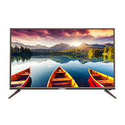 6000 series LED TV